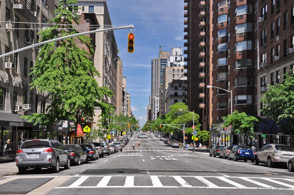 Park Avenue New York