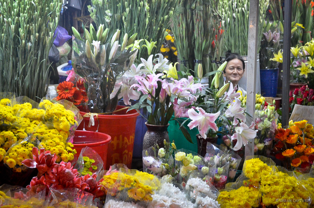 Vinh Long Vietnam  city pictures gallery : Day 131 | Flower Market, Vinh Long, Vietnam « URBAN CAPTURE | Travel ...