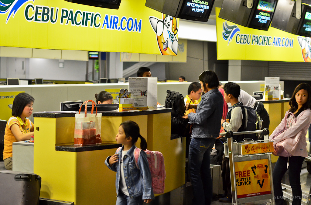 Day 139 Manila International Airport Terminal 3