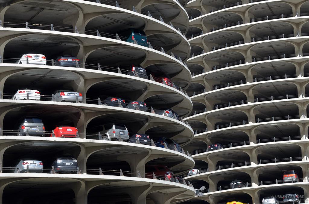 Marina City Building Car Park, Chicago, USA « URBAN CAPTURE ...