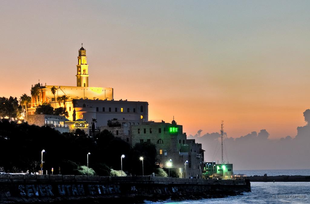 St Peter S Church Jaffa District Tel Aviv Israel