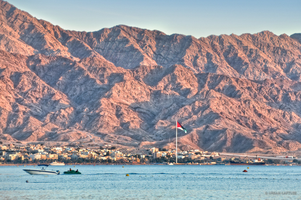 View Of Aqaba Jordan Eilat Israel 171 Urban Capture Travel Amp Photography