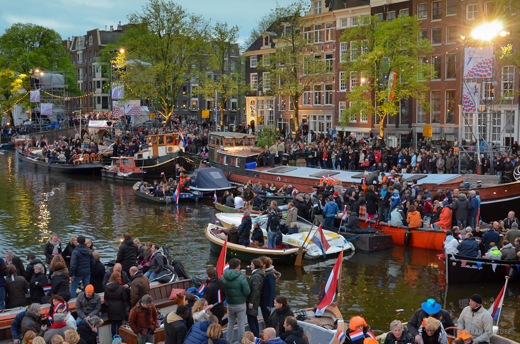 May Concert, Amstel, A...