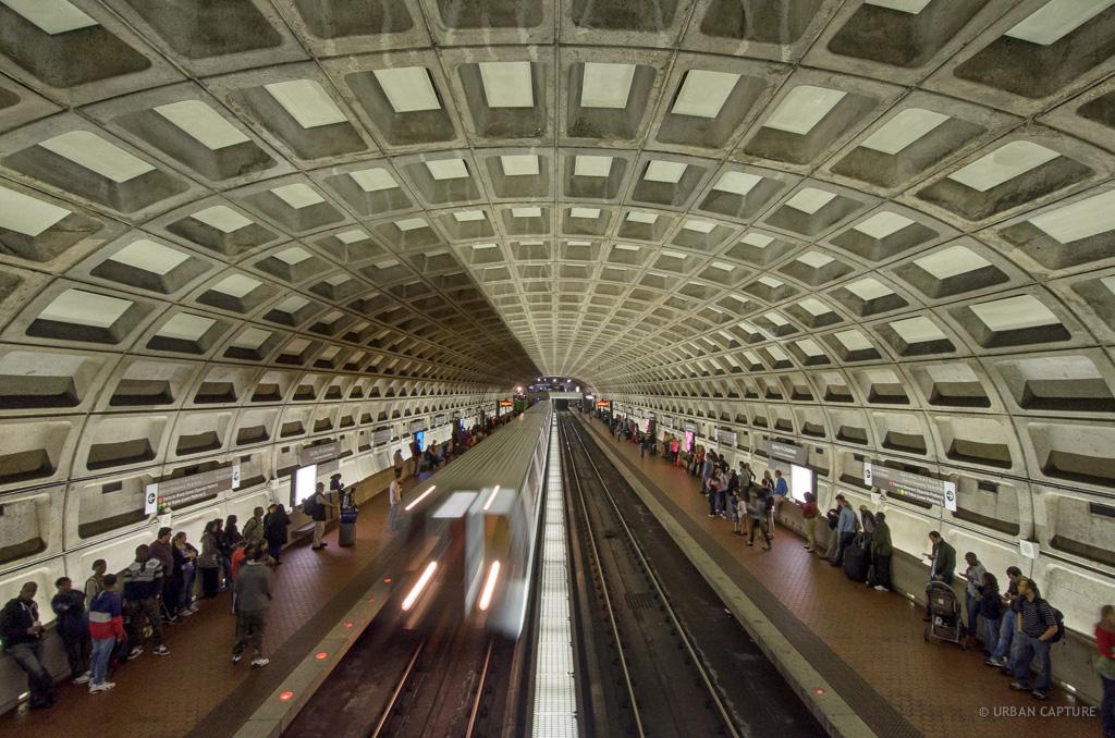 gallery place metro station  washington dc  usa  u00ab urban capture