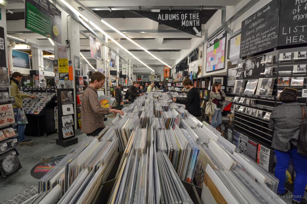 Rough Trade Record Store, London, England « URBAN CAPTURE   Travel ...: www.urbancapture.com/20130518-rough-trade-record-store-london-england