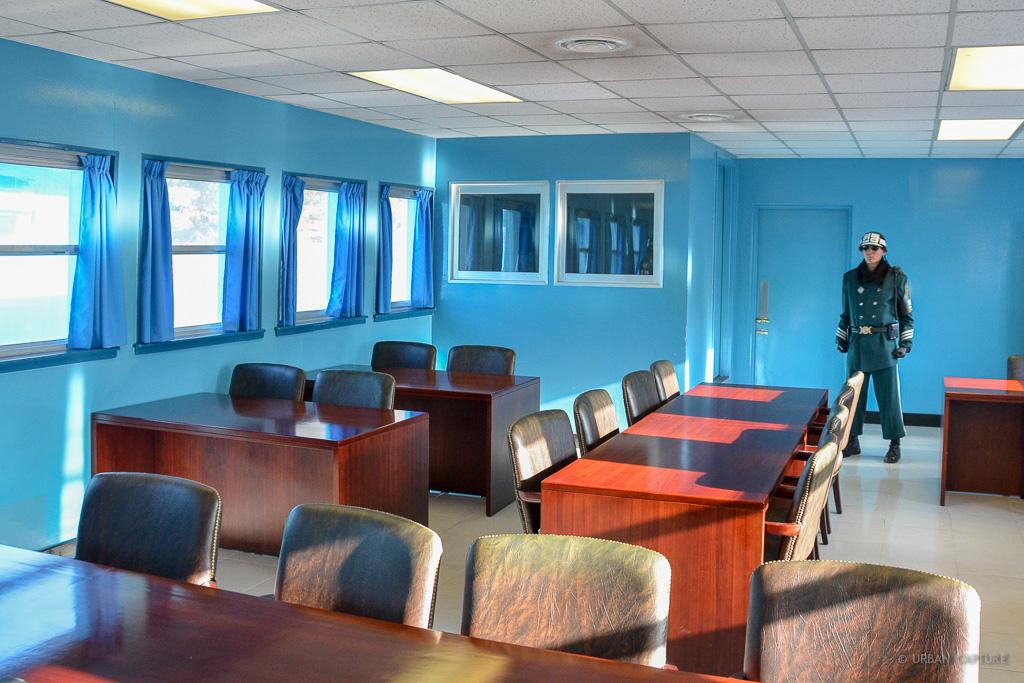 Dmz Korea Conference Room