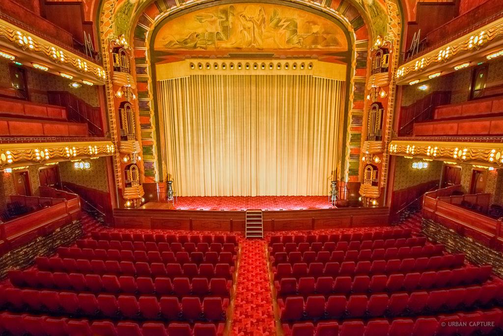 Tuschinski Movie Theater Amsterdam The Netherlands