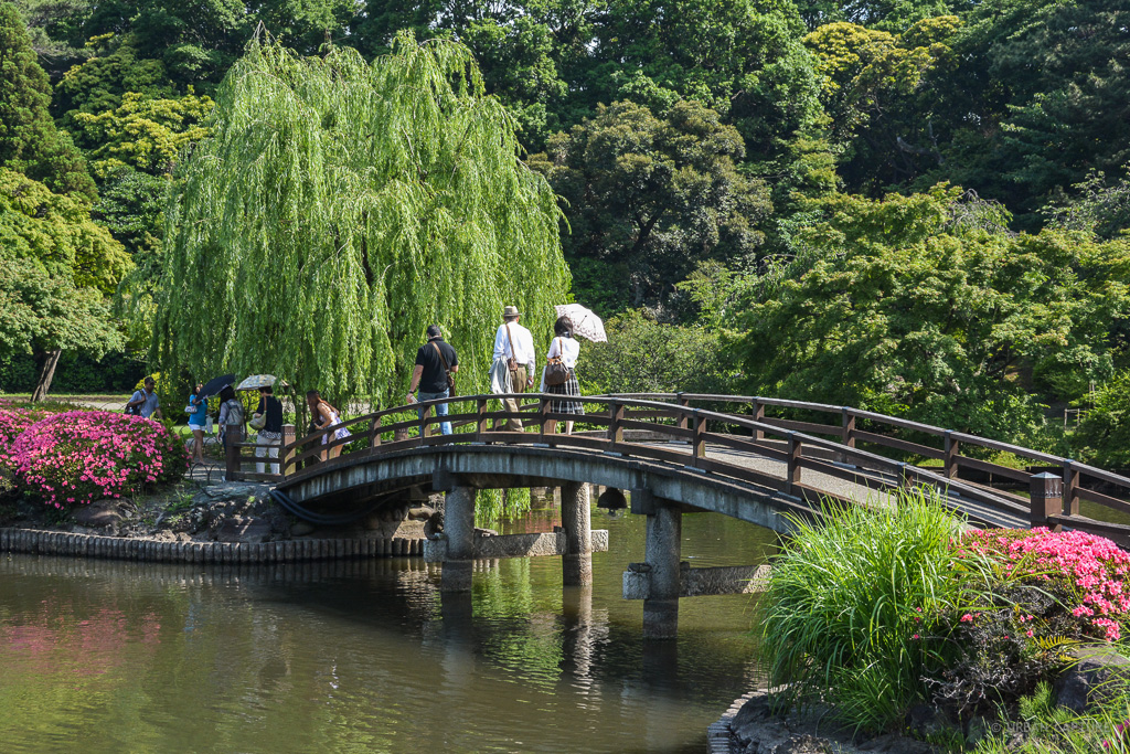 Shinjuku Gyoen National Garden, Tokyo, Japan « URBAN CAPTURE | Travel ...: www.urbancapture.com/20140530-shinjuku-gyoen-national-garden-tokyo...