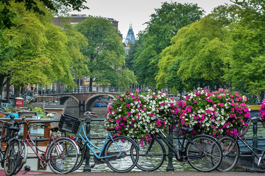 Utrechtsestraat Prinsengracht Amsterdam The Netherlands