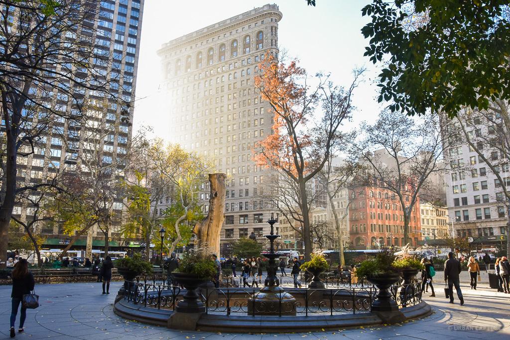 Madison (AL) United States  city images : Madison Square Park, Flatiron Building, New York, United States ...