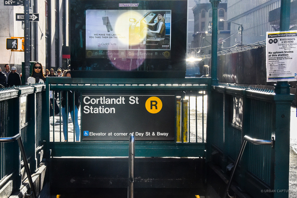 Cortland (NY) United States  city images : Cortlandt Street Station, New York, United States « URBAN CAPTURE ...
