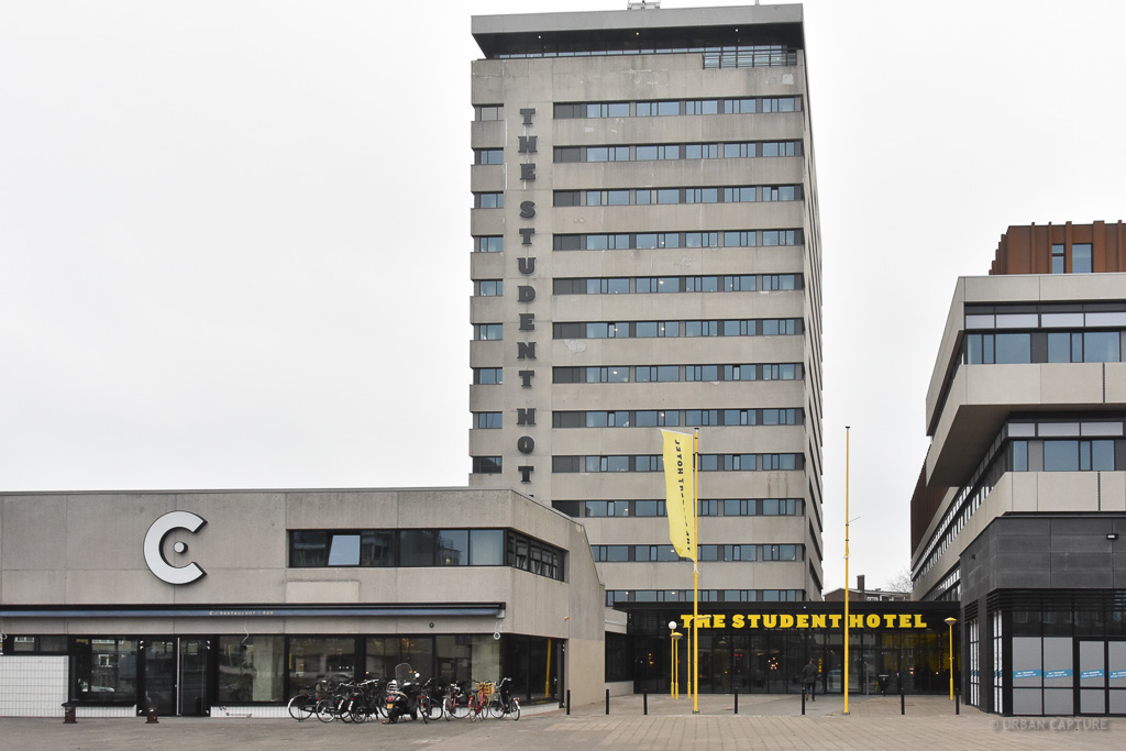 The Student Hotel Wibautstraat Amsterdam The
