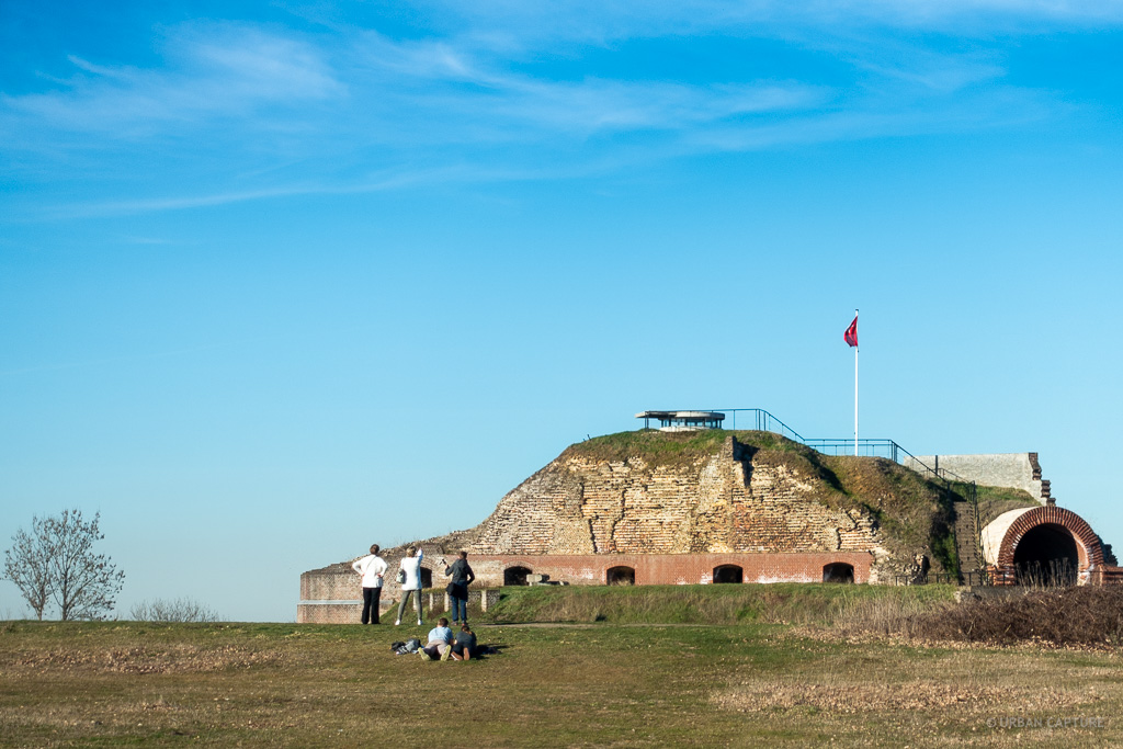 fort sint pieter, maastricht, the netherlands « urban capture