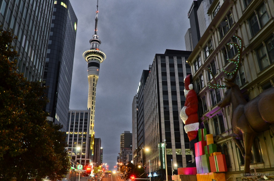 day 20 sky tower auckland new zealand urban capture travel photography. Black Bedroom Furniture Sets. Home Design Ideas