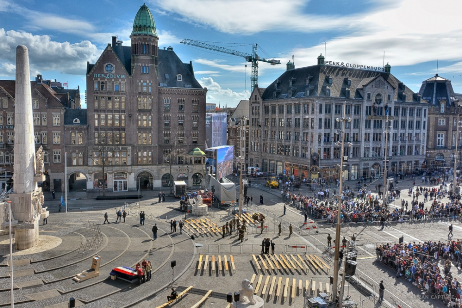 National may 4 memorial dam square amsterdam the for Dam in amsterdam