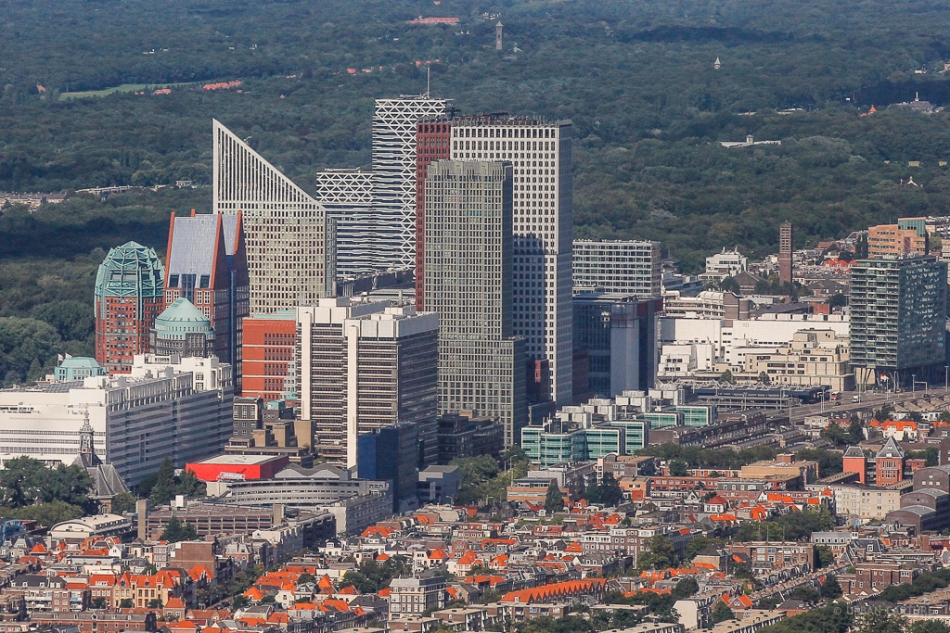 ... , The Hague, The Netherlands « URBAN CAPTURE | Travel & Photography: www.urbancapture.com/20130819-aerial-downtown-the-hague-the...