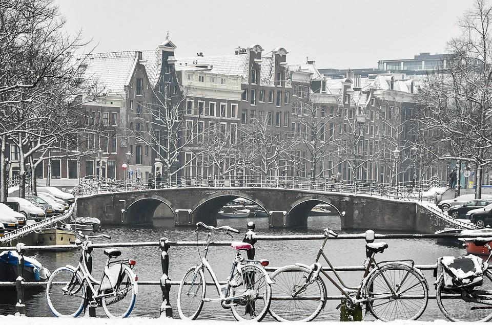 Utrechtsestraat-Keizersgracht, Amsterdam, The Netherlands