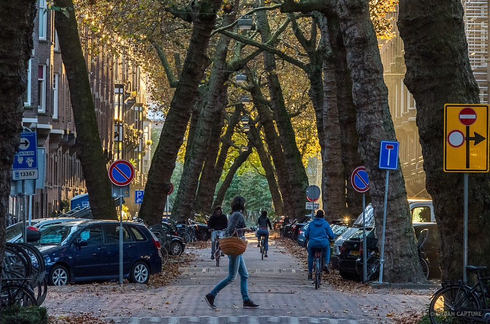 Lomanstraat, Amsterdam, The Netherlands