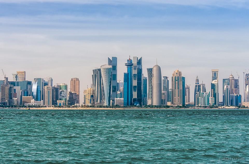 Al Corniche Street, Doha, Qatar