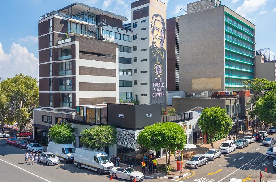 Neighbourgoods Market, Braamfontein, Johannesburg, South Africa