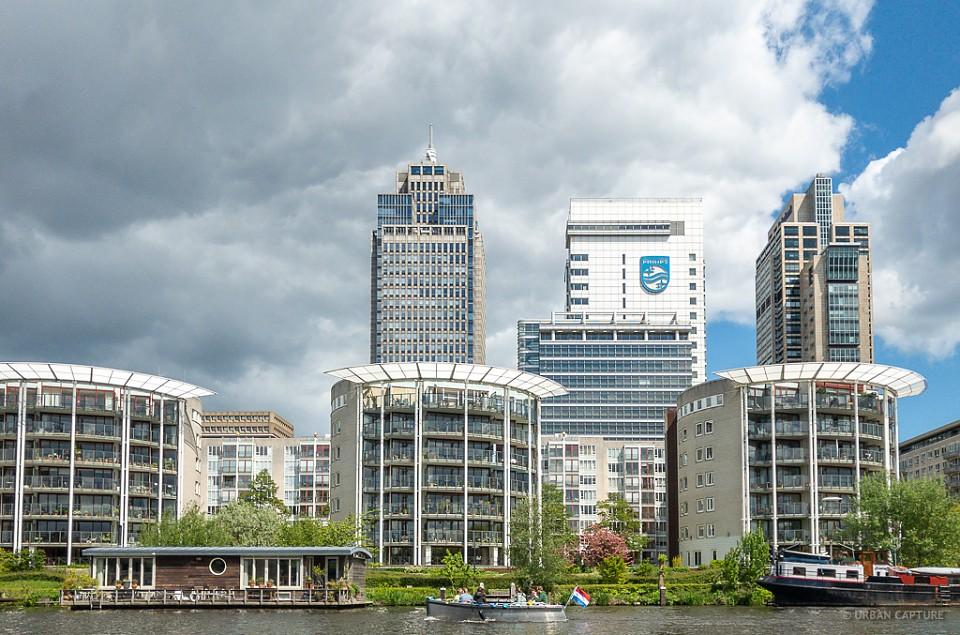 De Omval, Amstel, Amsterdam, The Netherlands