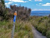 Tongariro National Park / Nog 4 kilometer