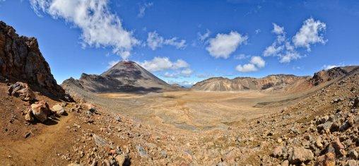Tongariro National Park / Mount Ngauruhoe