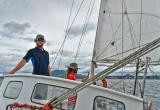 Day 27 | Lake Taupo Sailing, New Zealand