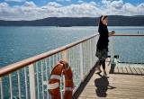 Day 34 | Interislander Ferry, New Zealand
