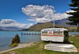 Day 43 | Lake Wakatipu, Kelvin Heights, New Zealand