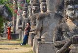 Day 85 | Buddha Park, Vientiane, Laos