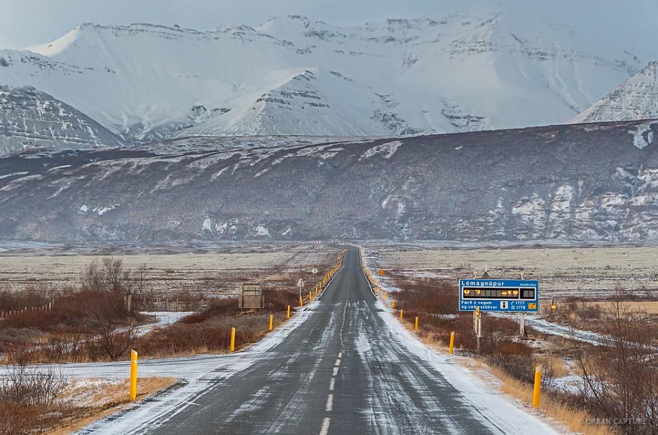Hornafjorour, Iceland