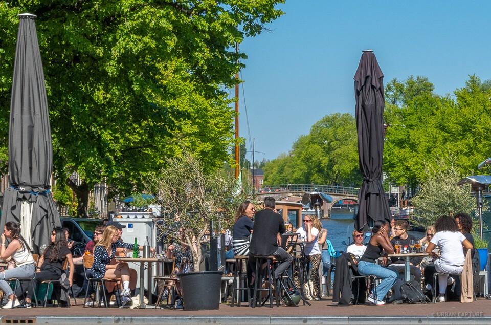 Utrechtsestraat, Amsterdam, The Netherlands